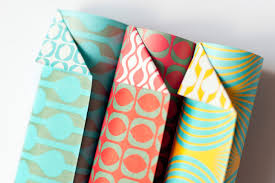 modern wrapping paper the 50 most beautiful wrapping papers via brit co