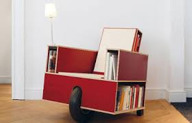 Bookshelf Chair 15 Awesome Bookshelves And Bookcases
