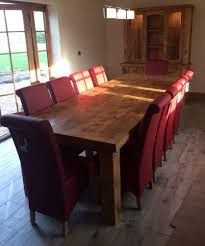 Plank Dining Room Table Wood Plank Dining Table Remesla Info