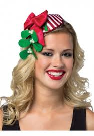 mistletoe headband christmas hats headbands christmas hats and christmas headwear