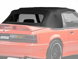 1990 mustang gt convertible value opr mustang replacement convertible top black 95009 83 90 all