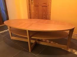 Ikea Beech Coffee Table Ikea Vejmon Coffee Table Fin Soundlab Club