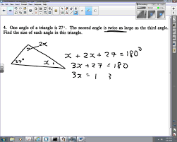 geometry problems grade 9 algebra youtube