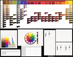 Coloring Book Paul Mitchell Color Swatch Book Coloring Page And