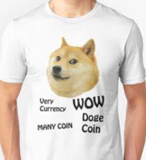 Dogecoin Meme - dogecoin meme gifts merchandise redbubble
