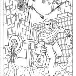 astonishing good spiderman coloring sheet picture excellent