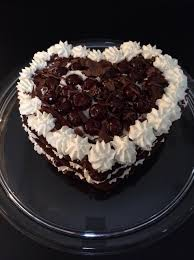 how to make a u0027foret u0027 black forest cake for valentine u0027s day