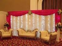 wedding backdrop manufacturers wedding stage backdrop manufacturers suppliers exporters in india