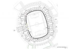 stadium floor plan teslim balogun stadium lagos nigeria ground floor plan football
