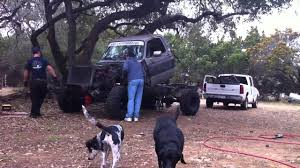 dog hunting truck removing k10 cab the redneck way youtube