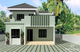 Indian Home Decor Blog Kerala Home Design House Plans Indian Budget Models Hillside In