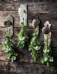 A Home Decor by 3 Rustic Diy Herb Crafts Wreath Dried Soup Gift And Tea Swags