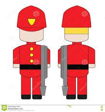 cute fireman cartoon stock vector image 84799857