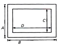 Standard Drafting Table Size Drawings Standard Metric Sizes
