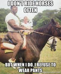Horse Riding Meme - equestrian fitness exercises boost muscular endurance with split