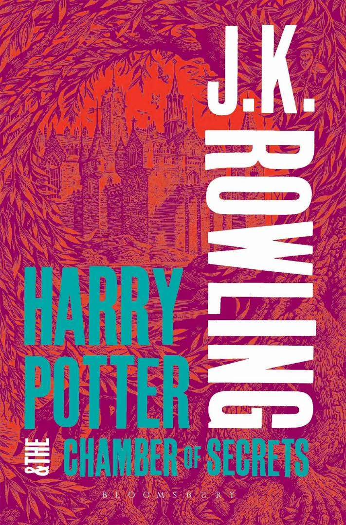 Image result for harry potter and the chambers of secrets book