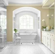 Bathroom Tub Tile Ideas Pictures 106 Best White Subway Tile Bathrooms Images On Pinterest Room