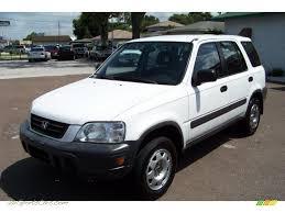 honda crv for sale in florida 2000 honda cr v lx in taffeta white 006620 jax sports cars