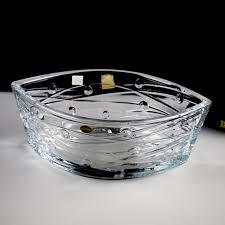 Crystal Glass Vase Buy Qo Bohemia Imported Czech Bohemian Crystal Glass Vase Crystal