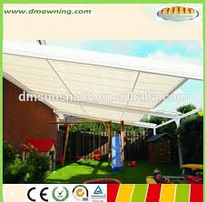 Pergola Awning Retractable by Aluminum Conservatory Retractable Motorized Awning Buy