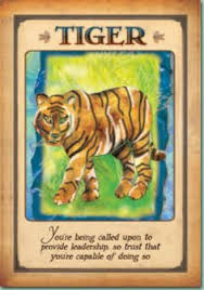 tiger symbolism meaning power totems and tigers