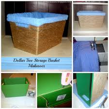 dollar tree storage basket makeover u2013 jordan u0027s easy entertaining