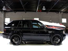 range rover sport supercharged matte black some day