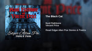 Halloween Cat Poems The Black Cat Youtube