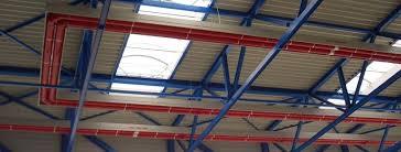 riscaldamento per capannoni fraccaro riscaldamento radiante edilsocialnetwork