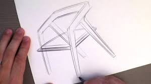 let u0027s sketch a chair real quick youtube