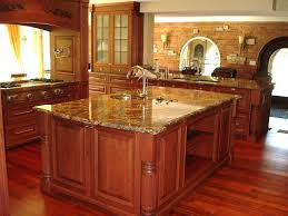 Traditional Kitchens With Islands White Brick Kitchen Island Soothing Traditional Kitchens With Big