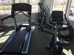 staying in shape u2014sizing up your rv park u0027s gym good sam camping blog