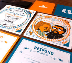 enrique annessa u0027s creative mexico destination wedding invitations