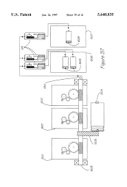 patent us5640835 multiple envelope with integrally formed and