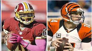 Why Did Rg3 Get Benched Should Bengals Trade For Robert Griffin Iii Cincy Jungle