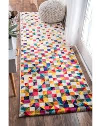 Yellow Runner Rug Find The Best Savings On Clay Alder Home Hillsboro Contemporary