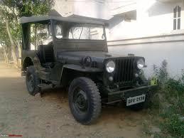 jeep j8 military a modded jeep from bahadurpura team bhp