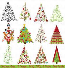 tree clipart clip decor