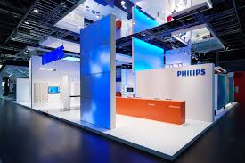 Philips Lighting Philips Lighting Stand By Totems Düsseldorf U2013 Germany Retail
