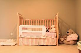 When To Get A Toddler Bed Crib Springs Turned Pinboard Simply Organized