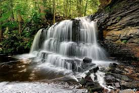 Michigan waterfalls images Eight reasons to get out and explore michigan 39 s waterfalls this jpg