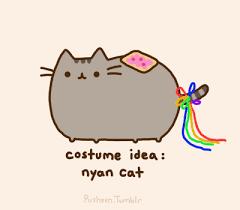 Pusheen Cat Meme - nyan cat pusheen know your meme