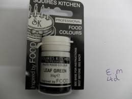 squires kitchen food colouring paste for icing frosting cupcakes