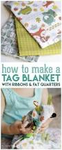 best 25 tag blanket tutorial ideas on pinterest baby tag