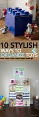 10 stylish ways to organize toys