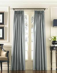 Pinch Pleat Curtains For Sliding by Pleated Drapes Pleated Drapes With Rings Inverted Pleat Drapes