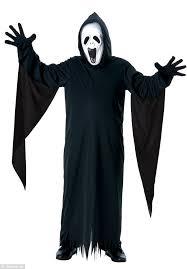 parents slam u0027burnt zombie child u0027 halloween costume daily mail