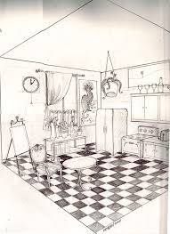 two point perspective room by twistedexit deviantart com on
