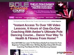 6 hours class online product name home pole classes 6 hours of 100 pole