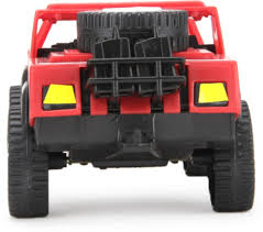 red toy jeep buy funskool mrf racing jeep pre toy features price